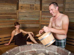 Deich-Sauna - BadeWerk Neuharlingersiel