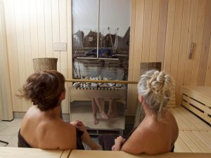 Hafen-Sauna - BadeWerk Neuharlingersiel