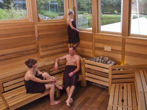 Kutter-Sauna - BadeWerk Neuharlingersiel
