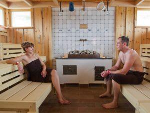 Strandhallen-Sauna - BadeWerk Neuharlingersiel