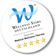 Gepr�fte Medical Wellness Therme mit 5 Medical Wellness Stars