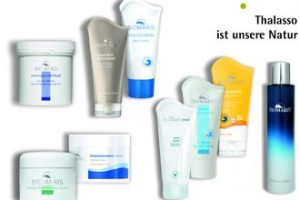 BIOMARIS®-Produkte im BadeWerk Neuharlingersiel