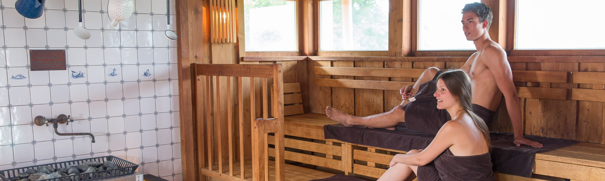 Sauna im BadeWerk Neuharlingersiel