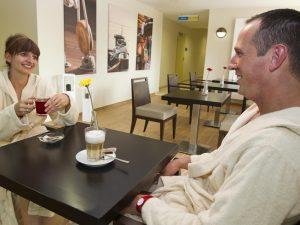 Thalasso-Tag imm BadeWerk Neuharlingersiel - Bistro
