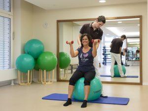 Wissenswertes zum Thema Fitness im BadeWerk Neuharlingersiel