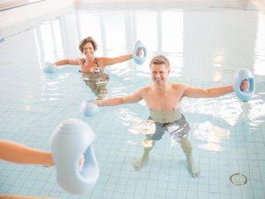 Aqua Fitness im BadeWerk Neuharlingersiel