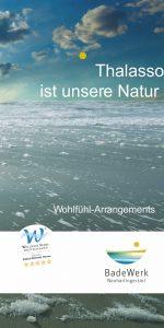 Arrangements - Angebote vom BadeWerk Neuharlingersiel