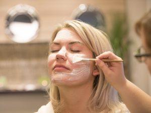 Kosmetik Anwendung Detox