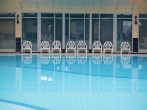 Meerwasser-Hallenbad im BadeWerk Neuharlingersiel