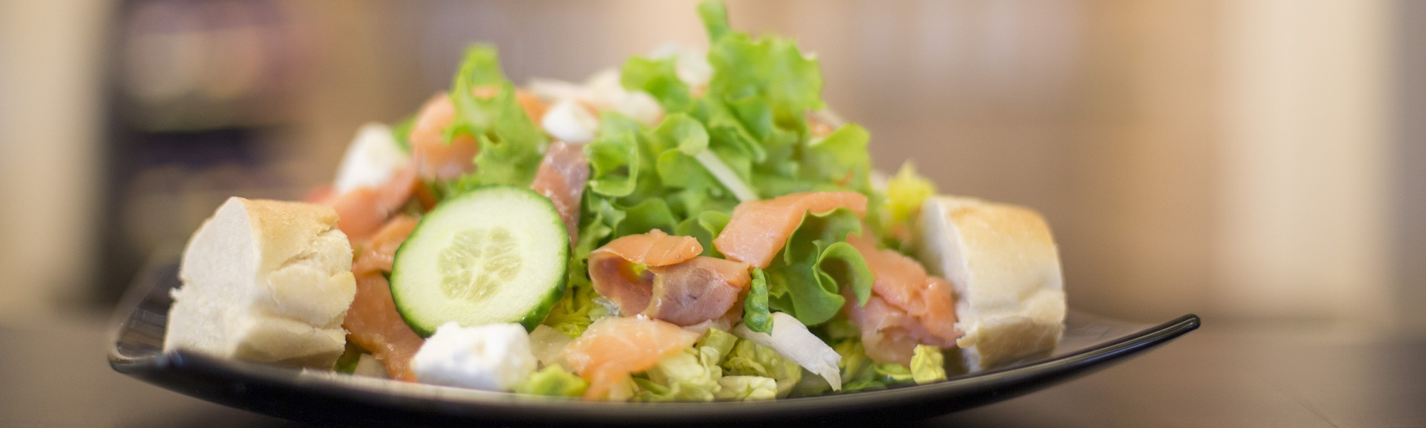 Sauna Bistro Salat