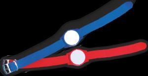 Wert-Chip-Armbänder