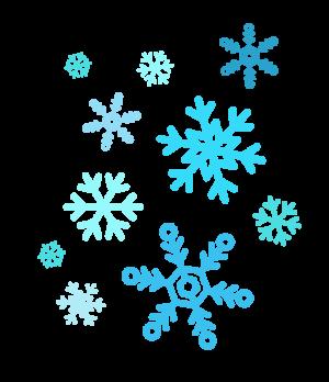 Schneeflocken Bild