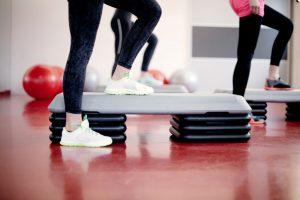 Fitness Step Aerobic