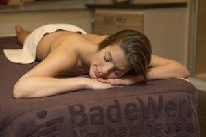 Tiefenwärme - Auch perfekt als Vorbereitung für eine Massage